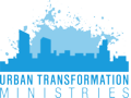 Urban Transformation Ministries - Spot Color Blue