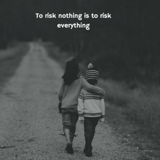 Risk post