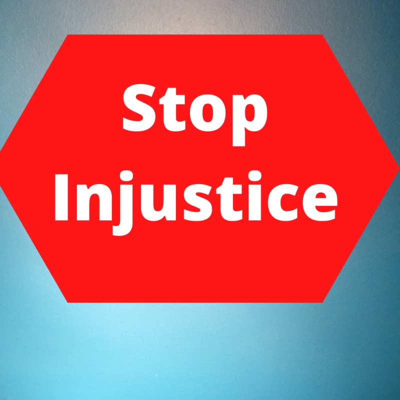 Stop Injustice